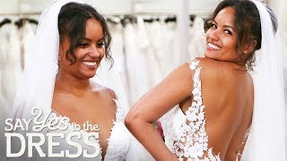 Indecisive Bride Has Tried on over 70 Wedding Dresses!  | Say Yes To The Dress UK