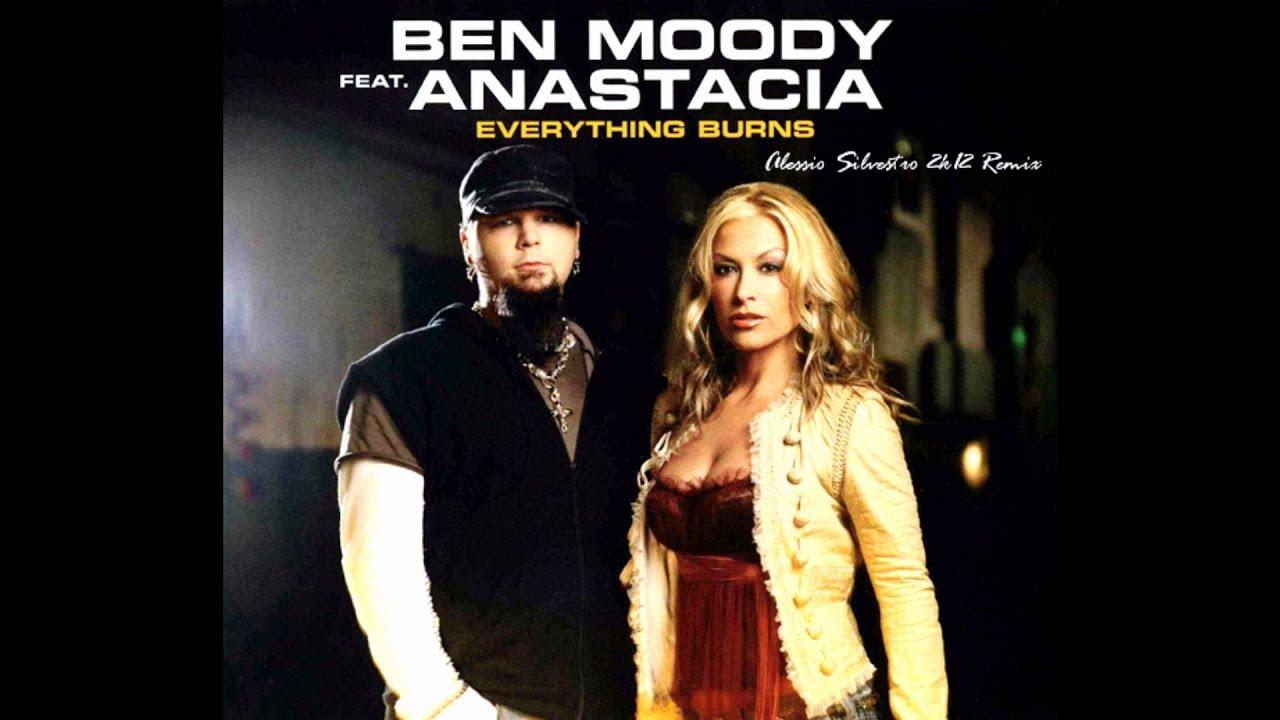 Ben Moody Feat. Anastacia - Everything Burns (Alessio ...