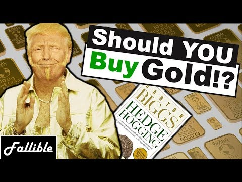 Gold Trading Explained – Should You Buy Gold Right Now!?