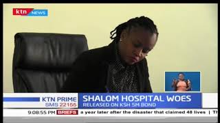 Three Shalom Hospital staff arraigned over death of baby, plead not guilty