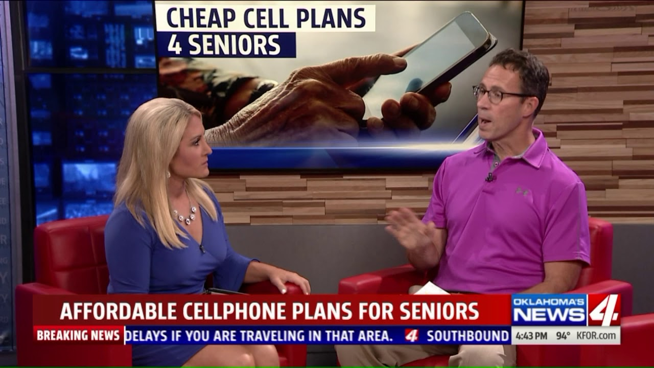 4 Seniors Cheap Cell Phone Plans Kfor Com Oklahoma City