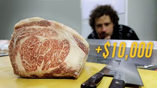 Así es la carne MÁS CARA del mundo | ¿Por qué cuesta TANTO? 🥩