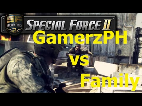 GamerzPH vs Family - Special Force 2 Philippines - Corps War
