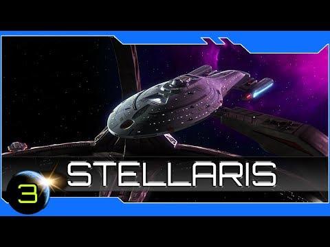 Stellaris - Star Trek New Horizons - Clash of the Devs Multiplayer Event - Part 3