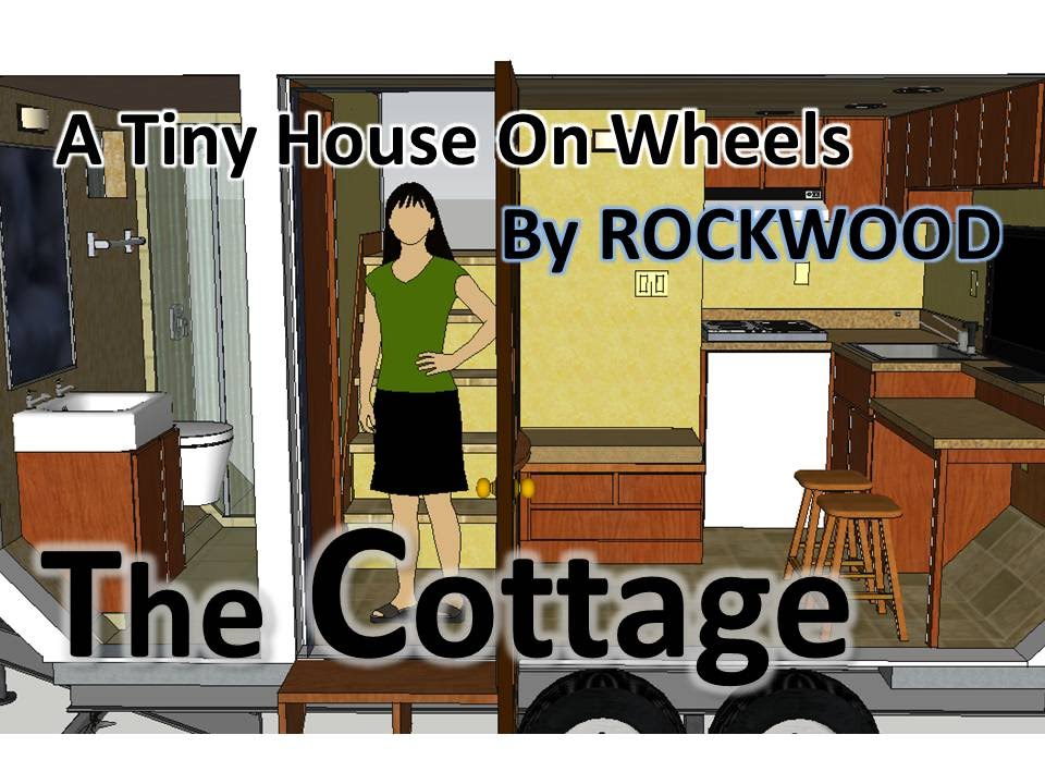 Remake A Tiny House The Cottage Tiny Houses on wheels