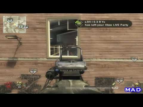 Call Of Duty MW2 Glitches: Out Of Quarry + On Top Solo (No Elevator)