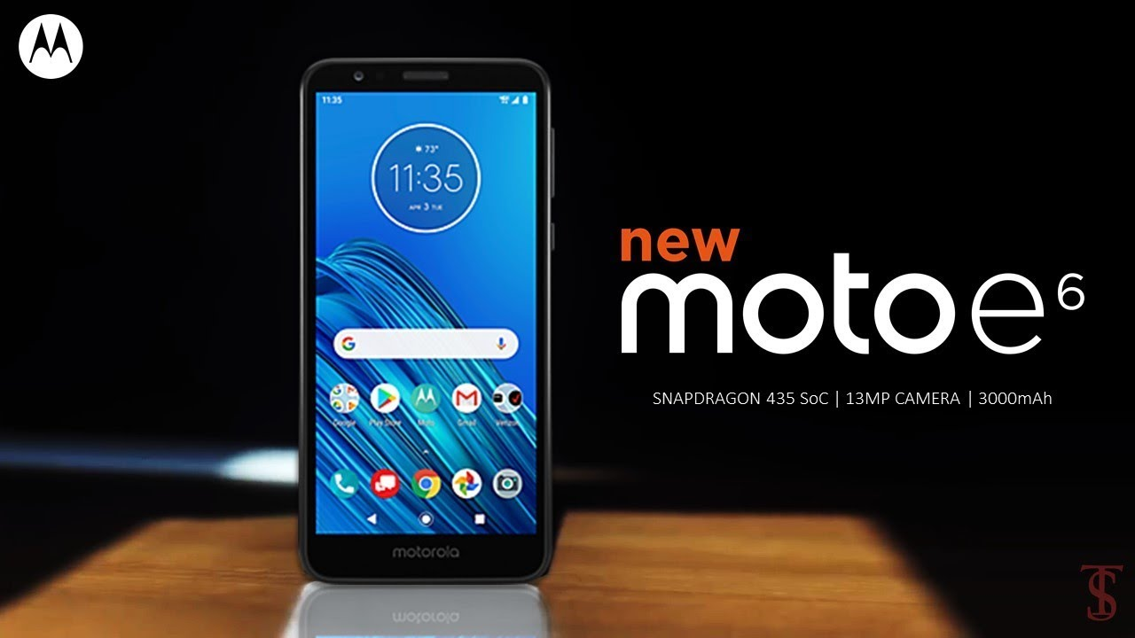 Moto E6 price, specs, camera full overview