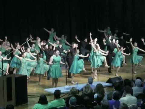 Ellsworth High School Show Choir Evening Finals 2012