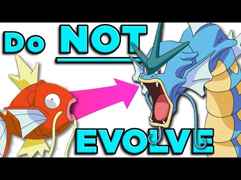 Thumbnail: Pokemon Evolution Would KILL YOU! | The SCIENCE! ...of Pokemon