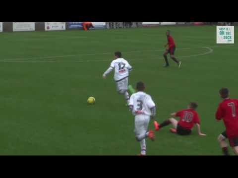 West Brom vs Lyon - Game 5 Academy Cup 2016