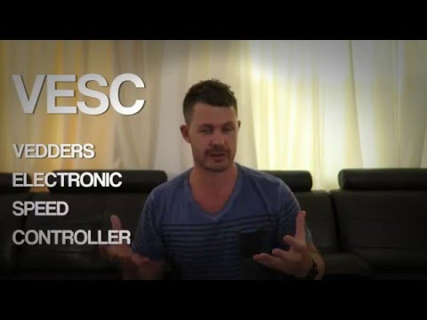 ESK8 BUILDER VLOG#010 - Best Motor Controller VESC