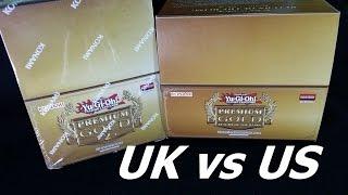 Vlog 01: So sánh Premium Gold 2 US và UK version