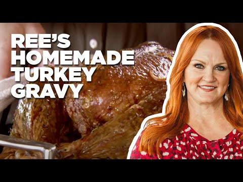 Ree's Homemade Turkey Gravy | Food Network