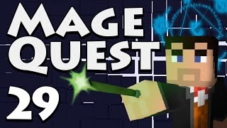 Magical Flight (Mage Quest | Part 29) [FTB Mage Quest Modpack]