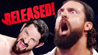 WWE Released A Bunch Of Wrestlers Including Damien Sandow & Wade Barrett!