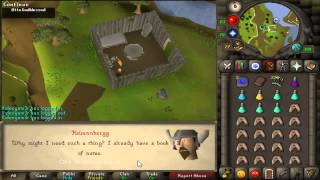 Runescape 2007 Mithril Dragon Ranging Guide