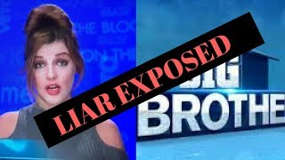 (BB19) Big Brother 19 EP. 29 recap rant Raven Walton exposed for alternative facts!!!