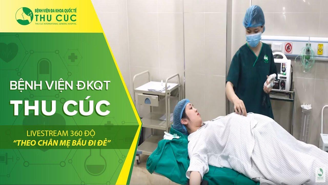 [LIVESTREAM] Đồng hành cùng mẹ bầu Quỳnh Trang chào đón em bé lai Việt – Hàn