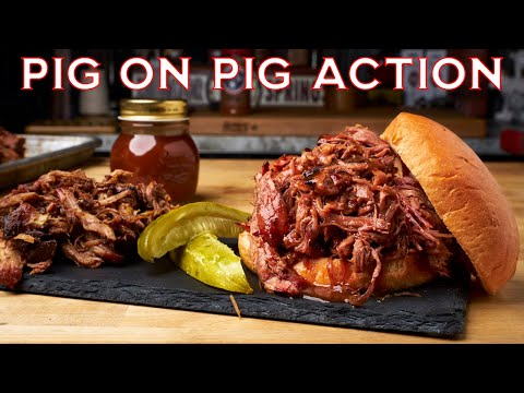 Pulled Pork and Bacon Grease