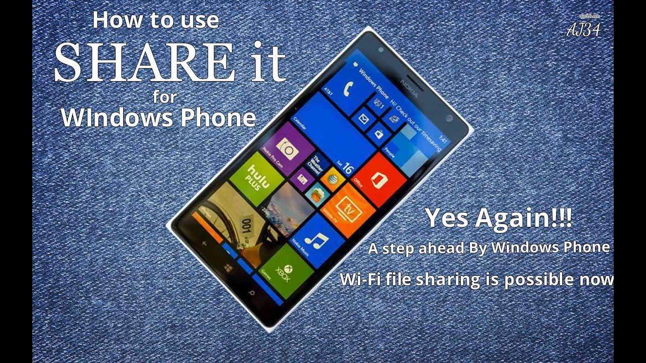 SHAREit Application for PC, Android, iPhone and Windows Phone