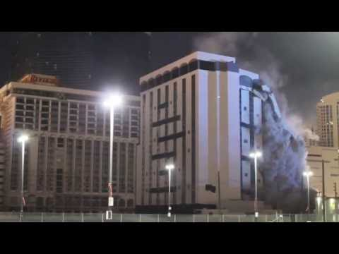 The FULL Riviera Implosion