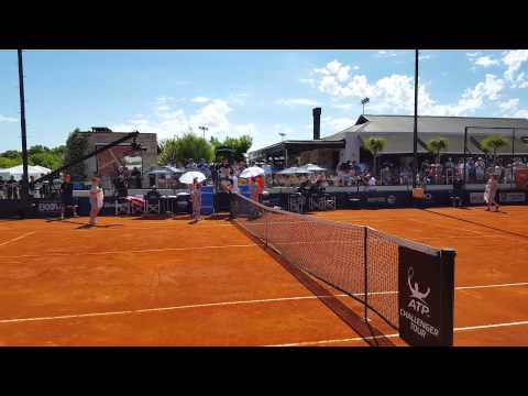 Kyle Edmund Match Point