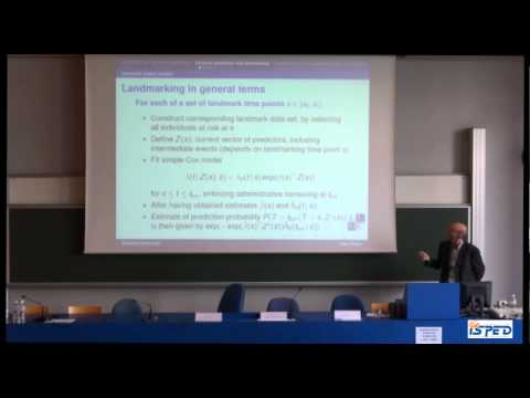 Dynamic prediction by landmarking in competing risks (short course) - Hein Putter