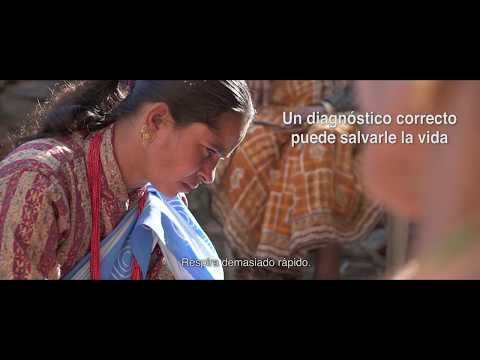 "Neumonía Infantil. Historia de Sagar 30"""