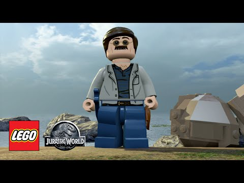 LEGO Jurassic World: The Video Game - Paul Kirby (Montana)