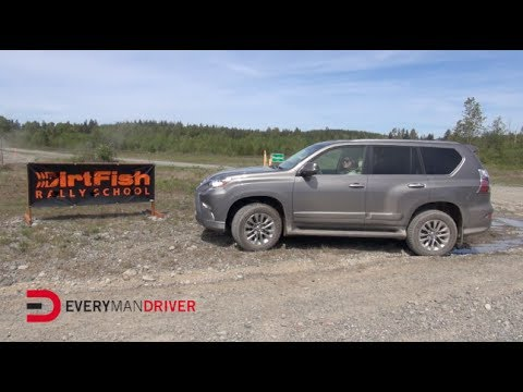 Overview: 2007 lexus gx 470 video motor trend.
