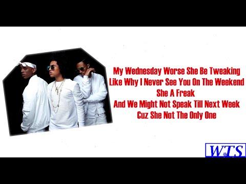 Mindless Behavior - My Bad (Lyrics) | #OfficialMBMusic
