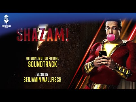 SHAZAM - Fight Flight - Benjamin Wallfisch