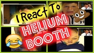 Fun With Crazy Helium Booth! Thumbnail