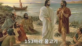 153마리 물고기 (부활 후 금요일 2020.4.17)