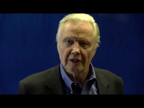 Jon Voight's plea to save America