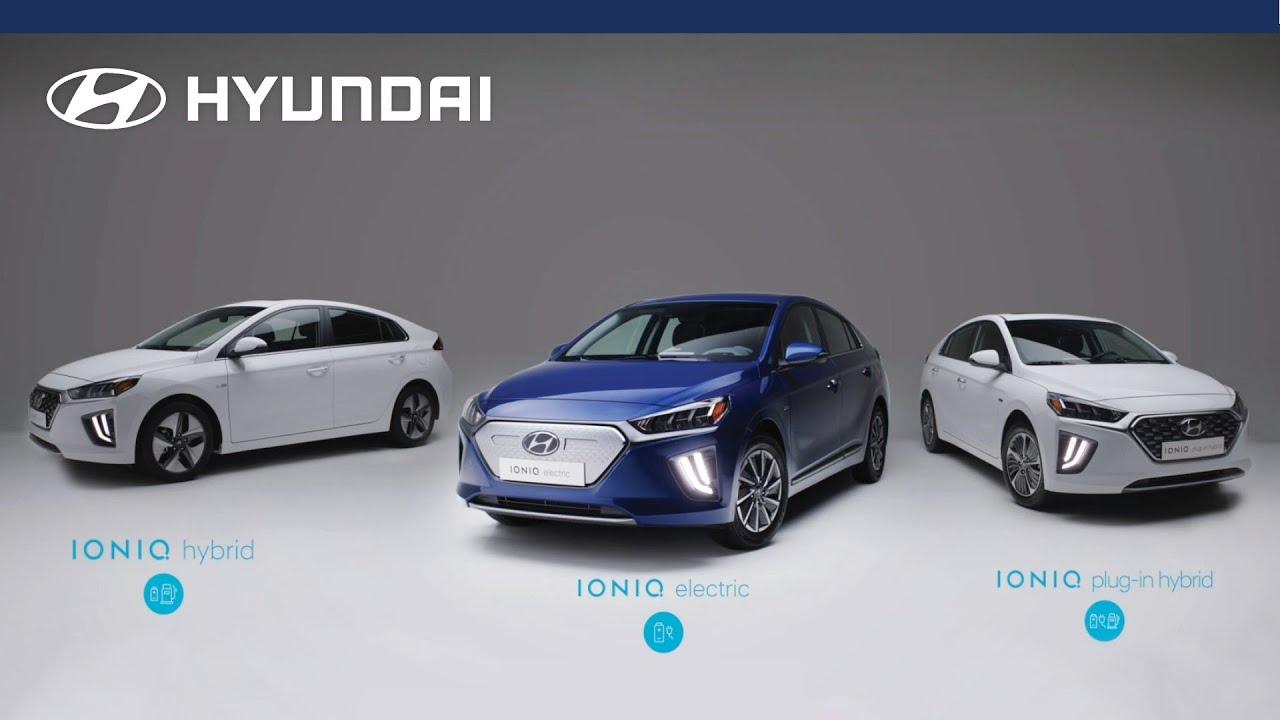 La nouvelle IONIQ | Découvrir le produit | Hyundai Canada