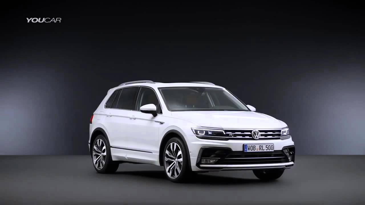 401 Dixie Volkswagen >> World Premiere of the NEW 2017 Volkswagen Tiguan - via ...
