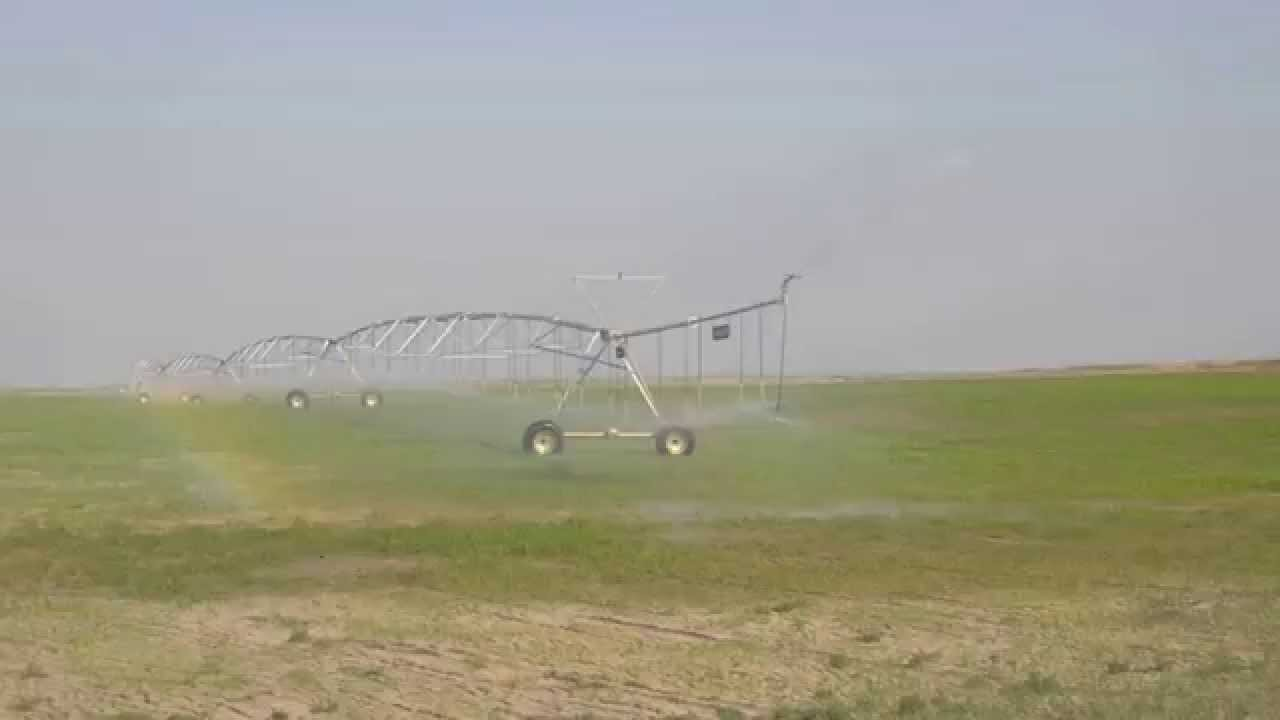 lateral move irrigation system end sprayer lateral move irrigation system end sprayer