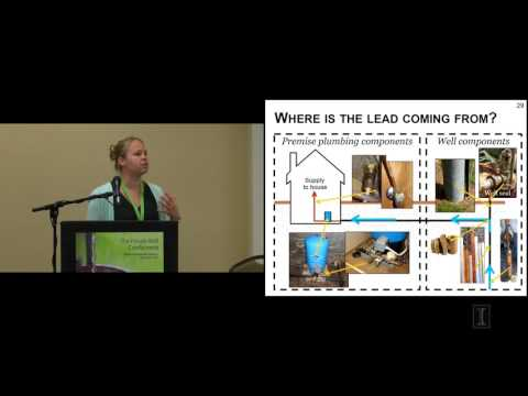 1.4  - Kelsey Pieper - What Practitioners Need to Know about Lead in Well Water