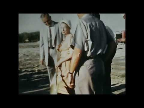 College of the Desert Groundbreaking 1961