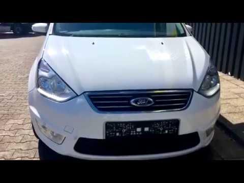 Продажа Авто Форд Галакси - YouTube