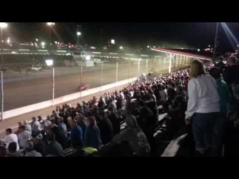 USAC Sprint Cars Feature Part 2/2  Terre Haute Action Track