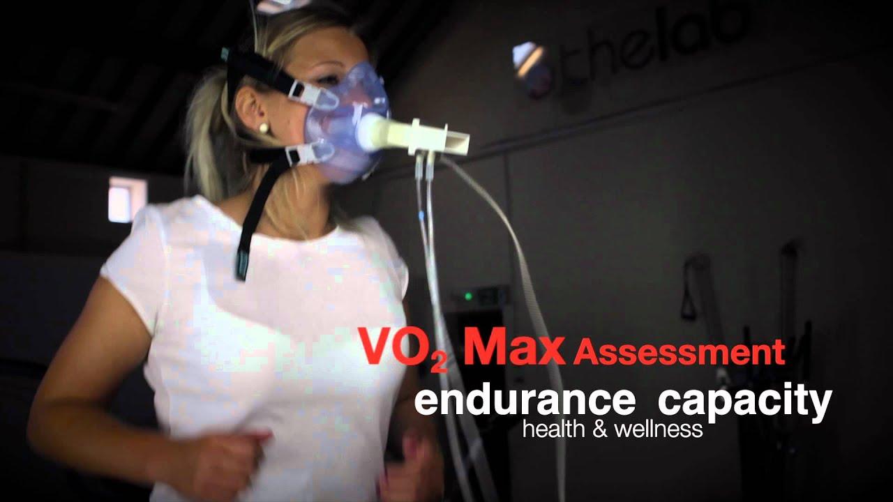 Treadmill Vo2 Max Test At Pml The Lab