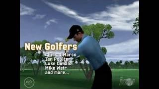 Tiger Woods PGA Tour 06 PlayStation 2 Trailer - Trailer