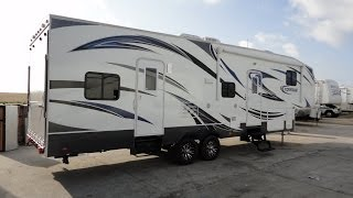 Mega Party Wagon 5th Wheel Toy Hauler! 2013 Torque 291