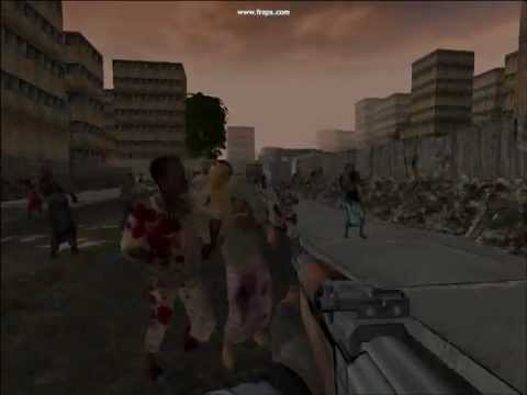 Deadline Zombie Mod For Delta Force Black Hawk Down