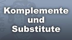 Komplemente vs. Substitute   VWLweb   Goethe Uni Frankfurt   studentisches eLearning-Projekt