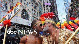 LGBTQ Pride Parade, Donald Trump and Kim Jong Un, 2019 European Games: World in Photos, July 1st