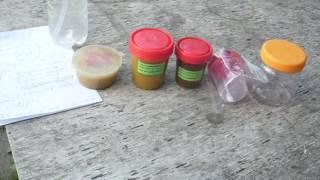 Приготовление прополисного крема.  2 часть(Продолжение видео о приготовлении прополисного крема и предложение о продаже мёда, кремов, прополисной..., 2016-06-10T21:40:24.000Z)