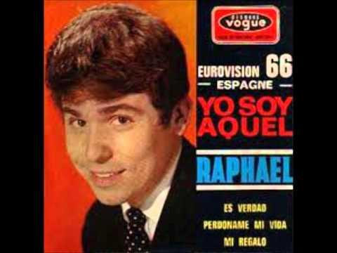 Raphael Cierro Mis Ojos Original